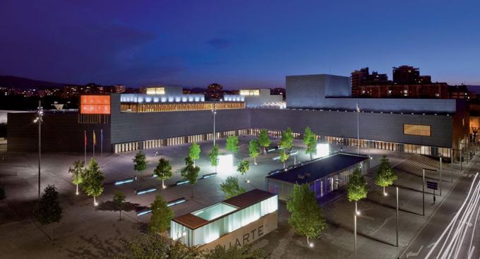 Baluarte Trade Show Centre
